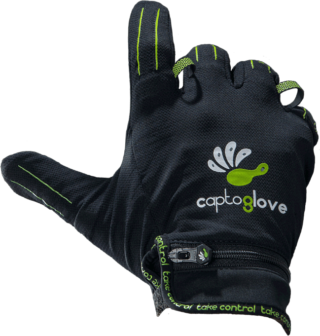 captoglove vr ar gaming glove
